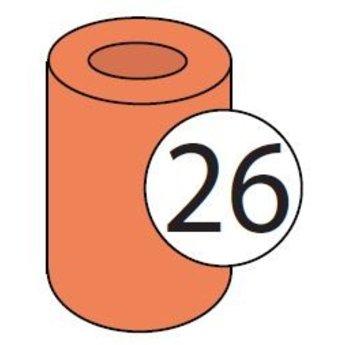 Nabbi Photo Pearls 26 - Licht oranje
