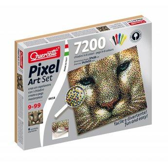 Quercetti Pixel Art - Puma