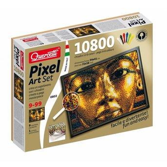 Quercetti Pixel Art - Tutanchamun