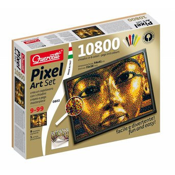 Quercetti Pixel Art - Tutankhamun