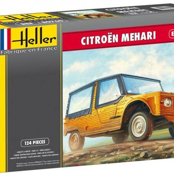 Heller Citroën Mehari