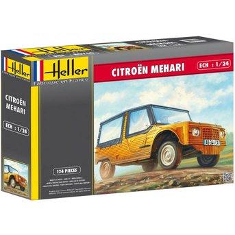 Heller Citroen Mehari