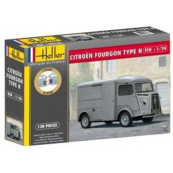 Heller Citroën Fourgon Typ H