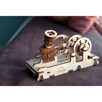 UGears Pneumatic Engine