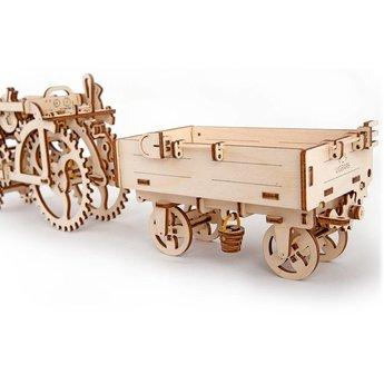 UGears Traktor-Anhänger