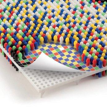 Quercetti Pixel Art - Tijger