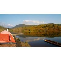 Wochenend-Camping