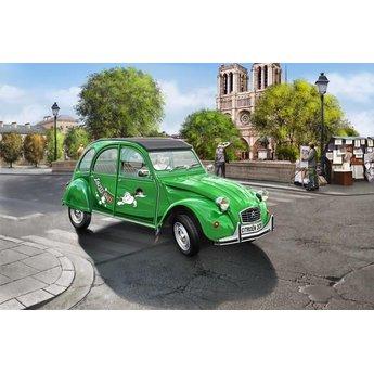 "Revell Citroën 2CV ""Sausss Ente"""