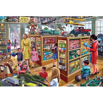 Gibsons The Toy Shop