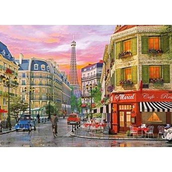 Gibsons Paris und Venedig