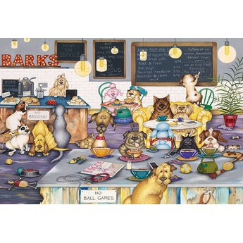 Gibsons Barks Cafe