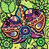 Ravensburger - Schilderen op Nummer passionflower