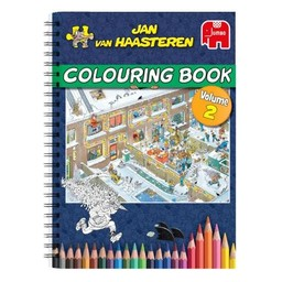 Jumbo Jan van Haasteren - Kleurboek - vol. 2