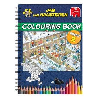 Jumbo Jan van Haasteren - Coloring book - vol. 2