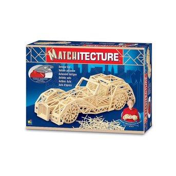 Matchitecture Antikes Auto