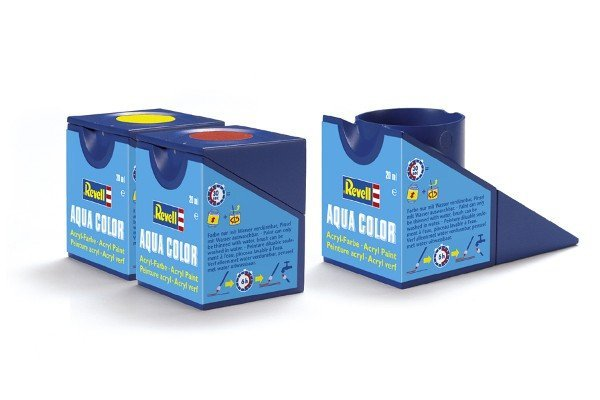 Revell Extra set of paints Aqua (13)