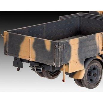 Revell Deutsch-LKW-Modell 2,5-32