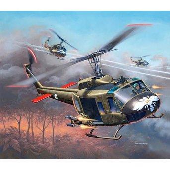 Revell Bell UH-1H gunship