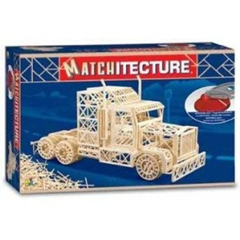 Matchitecture Truck met Oplegger
