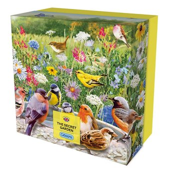 Gibsons The Secret Garden - Gift Box
