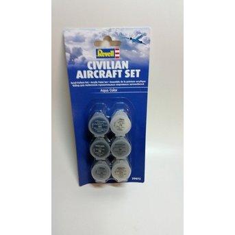 Revell Civilian Aircraft Set