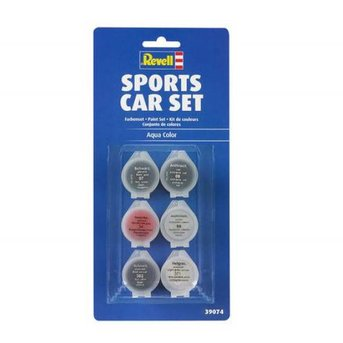 Revell Sports Car set
