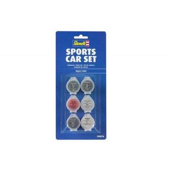 Revell Sports Car set