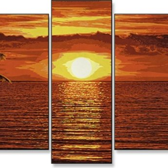 Schipper Sunset in the Caribbean Sea