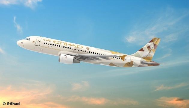 Revell Airbus A320 Etihad Airways