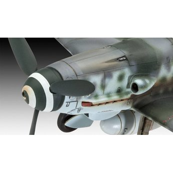 Revell Messerschmitt Bf109 G-10