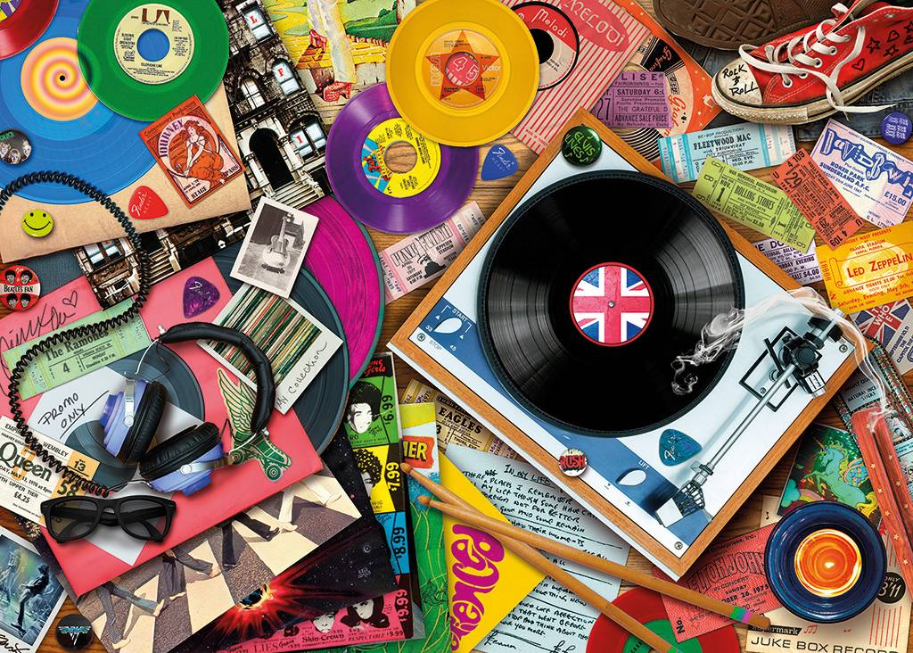 Gibsons Vinyl Revival