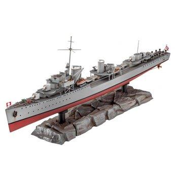 Revell German Destroyer Type 1936