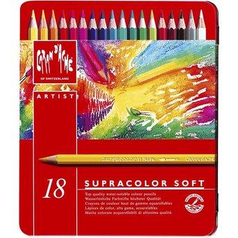 Caran D'ache Supercolor Soft 18
