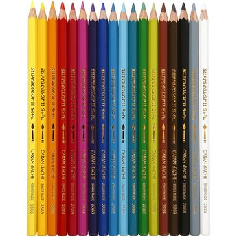 Caran D'ache Supercolor Soft 18