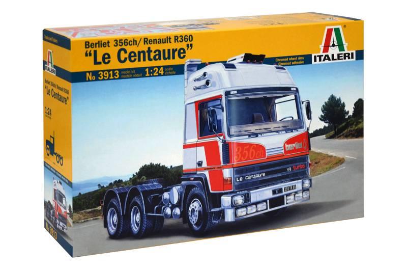 """Italeri Renault R360 """"Le Centaure"""""""