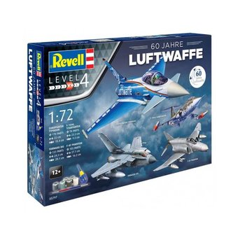 Revell 60 Years Luftwaffe