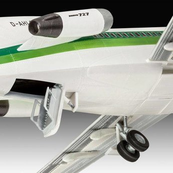 Revell Boeing 727-100 Germania