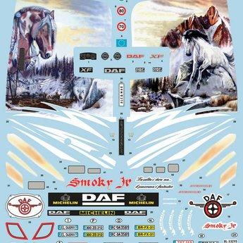 Italeri DAF XF105 Smoky Jr.
