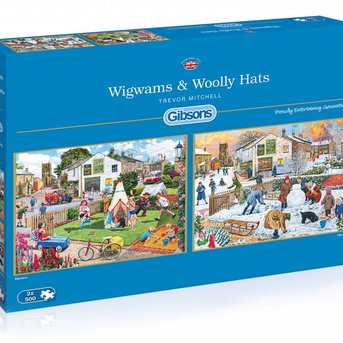 Gibsons Wigwams & Woolly Hats