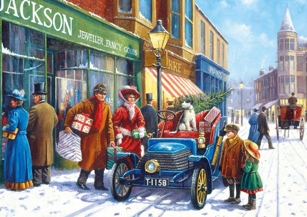Gibsons Winter-About Town