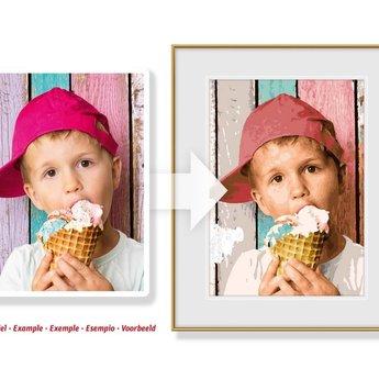 Schipper Schilder Jouw Favoriet - Kleur