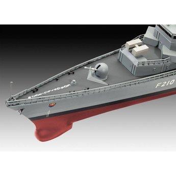 Revell German Frigate Class F 122