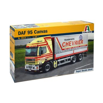Italeri DAF 95 Canvas