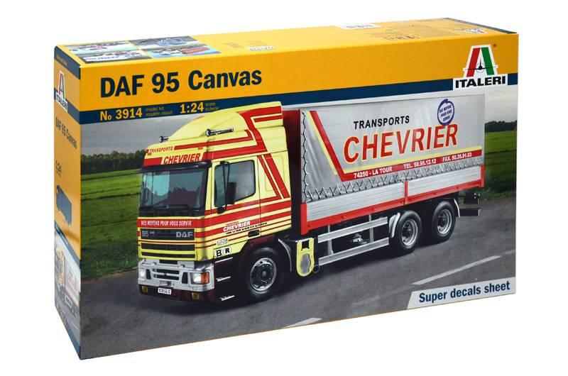 Italeri DAF 95 Canvas