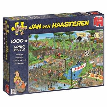 Jumbo Schlamm-Rennen