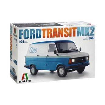 Italeri Ford Transit Mk 2