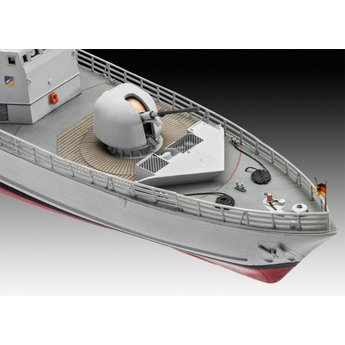 Revell Schneller Angriff Handwerk Albatros Klasse 143