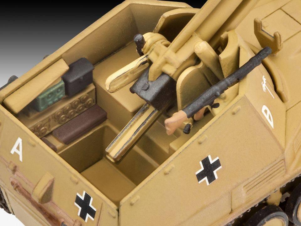 """Revell Sd. Kfz. 124 """"Wespe"""""""
