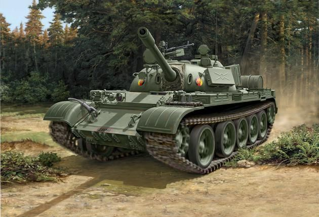 Revell T-55 A/AM