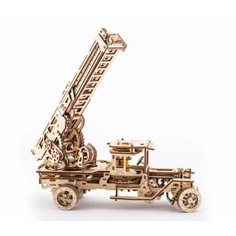 UGears Truck UMG-11 - Extensions